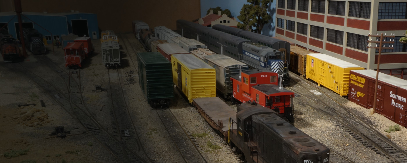 model-railroading